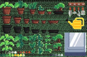 pixel art facile